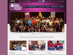Foro de la Mujer Ecuatoriana