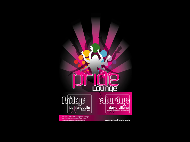 Pride Lounge