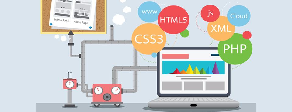 Paginas en HTML5, XML, PHP, JS, JQUERY, CSS3