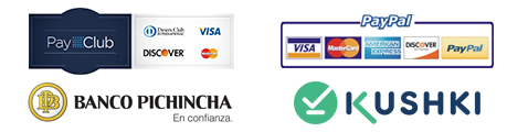 Sistema de pagos de su preferencia